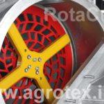 Проточний подрібнювач мацератор RotaCut RCX