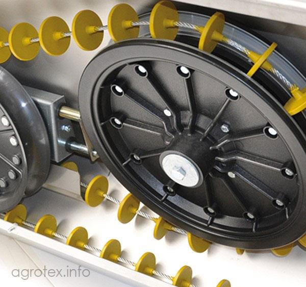 Приводне колесо лінії ланцюг-шайба