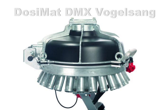 Розподільча головка DosiMat DMX