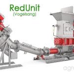 Модуль для механічної підготовки біосубстрату Redunit (Vogelsang)