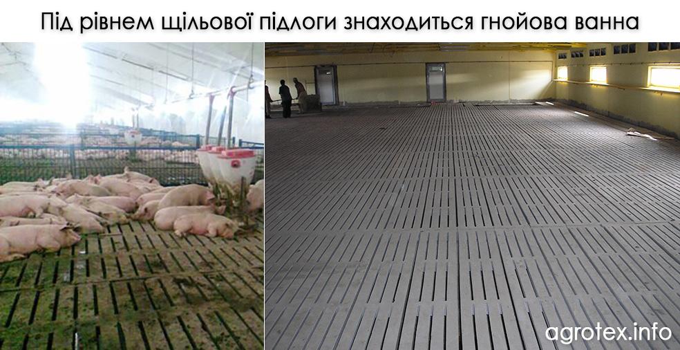 Міксер для перемішування гною на свинокомплексах - Reck Porco