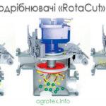 Проточні подрібнювачі RotaCut Vogelsang - принцип дії
