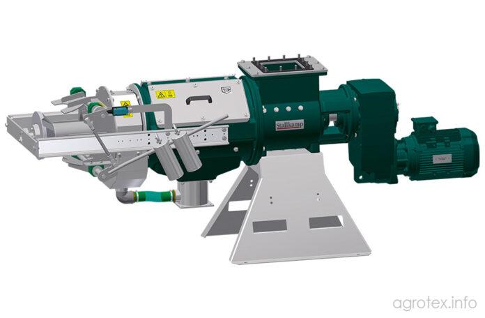 Шнековий сепаратор Stallkamp PSG - продаж, характеристики, монтаж, обслуговування