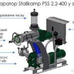 Характеристики Stallkamp PSS 2.2-400
